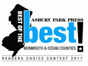 APP Best Podiatrist of Monmouth County 2017